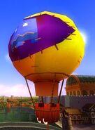 A&OXXL2 Pac-Man baloon