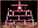 Minecraft painting Kong