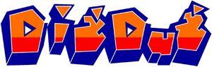 Dig Dug logo