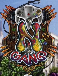 N-Gang logo