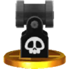 SSB4 Trophy BillBlaster