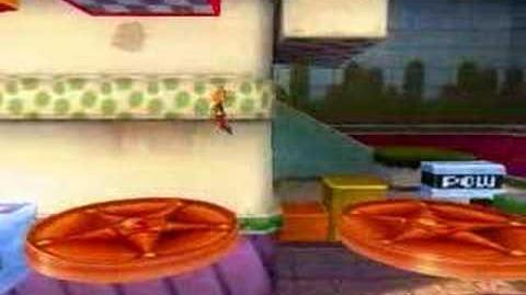 Asterix & Obelix XXL 2 Mario Appearience