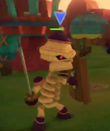 NintendoLand ZeldaBattleQuest Stalfos