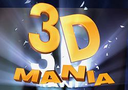 3Dmania logo
