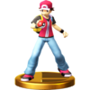 SSB4 Trophy PokemonTrainer