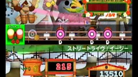 Donkey Kong X Dragon Ball
