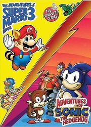 Mario and Sonic DVD