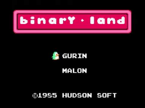 Binary Land logo