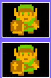WWTo Microgame 8 bit hero Link