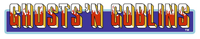 Ghostsngoblins logo