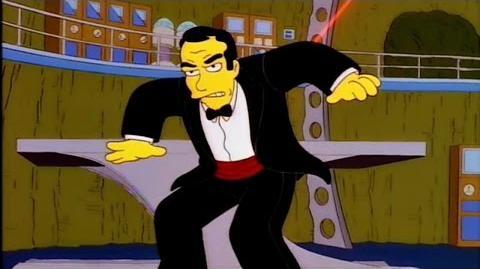James Bond X The Simpsons