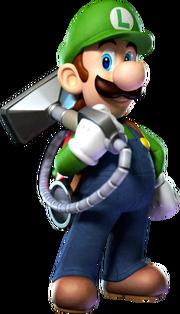 Luigismansion2 Luigi