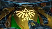 MetroidPrime3 Sticker Zelda