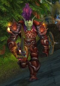 Zandalar troll