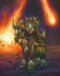 Undead dwarfArt
