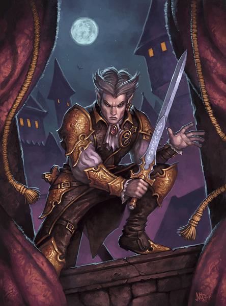 Moon Elf Fictional Races Wiki Fandom Powered By Wikia