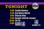 KUWU ABC Primetime promo October 1993