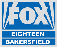 KFBK FOX 18 Logo (1997-2000)