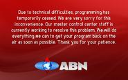 ABN tech problem