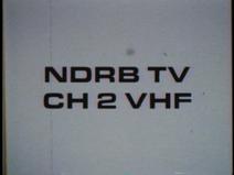 NDRB TV Station ID (1952)