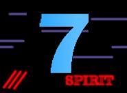 WATG's logo from 1987 using CBS's CBS Spirit campaign