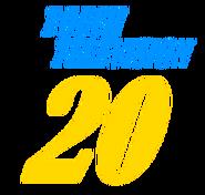 KAZF Early 1990s logo
