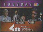 KANX 1989 NBC Network Promo