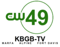 Logo for kbgb tv 2012 present by revinchristianhatol-d9ndyfj