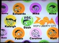PBS Kids Station ID - Zoom (2004, WDFV)