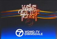 WDMD We've got the touch (1983)