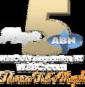 WBBC Magic Network 5 logo with slogan and URL