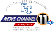 KCSN logo royals tribute