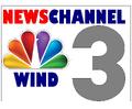 WIND NewsChannel 3 Logo