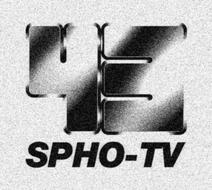 SPHO-TV logo 1985 (PRINT)