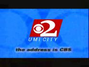 WWKK ID - The Address is CBS (1999)