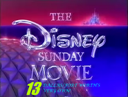KDLA ID bumper 1987 disney sunday movie