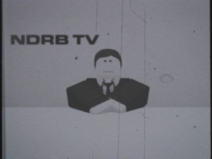 NDRB TV In-vision continuity (1954)