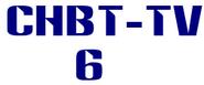 CHBT-TV logo (1986-1999)