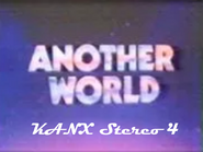 KANX ID bumper 1986 2