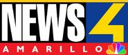 KANX 4 News 4 Amarillo Logo (1991-1995)