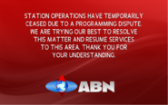 ABN station dispute