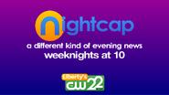 WLCW-Nightcap Promo