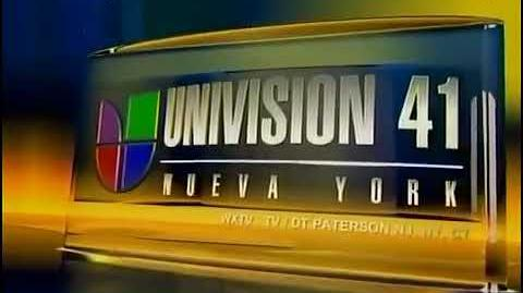 DT Univision 41 Station ID 2006