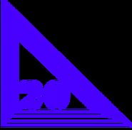 KAZF Mid 1970s logo