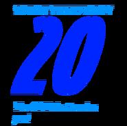 KAZF Early 1980s logo