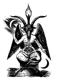 Der Daemon Baphomet