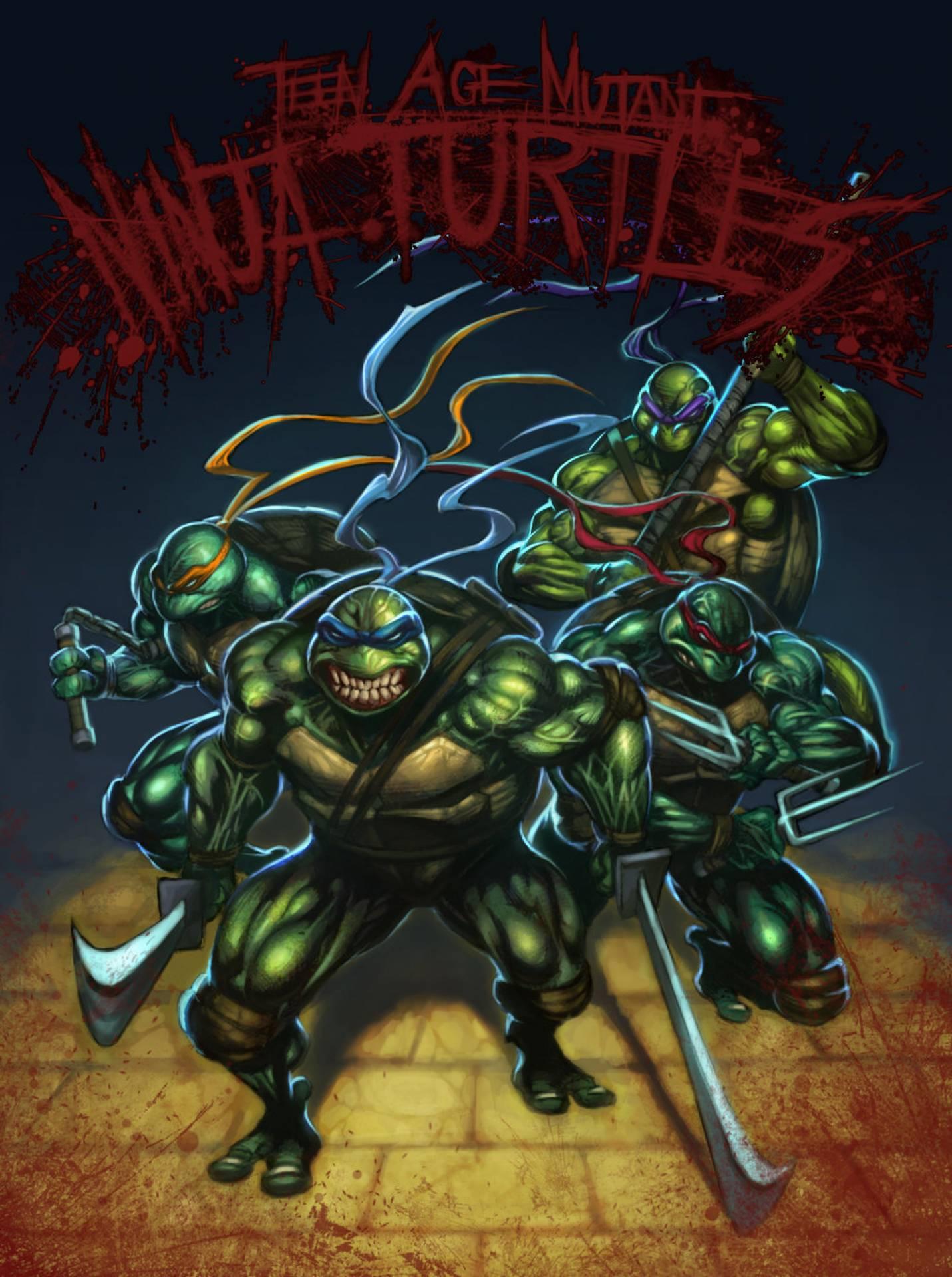 Teenage Mutant Ninja Turtles Fiction Database Wiki Fandom
