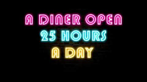 """""""A Diner Open 25 Hours a Day"""" reading by CreepsMcPasta"""