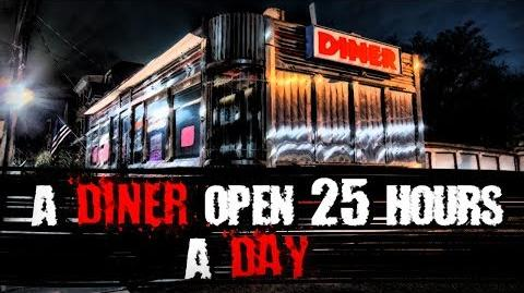 """""""A Diner Open 25 Hours a Day"""" reading by ClancyPasta"""