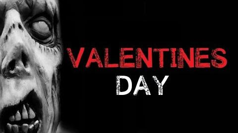 """""""Valentine's Day"""" reading by Creepy Ghost Stories"""
